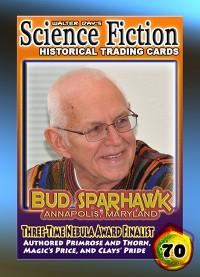 0070 Bud Sparhawk