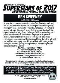 2638 Ben Sweeney