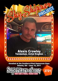 2721 Alexis Crowley