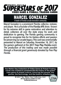 2764 Marcel Gonzalez