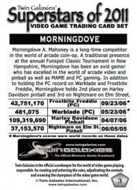 0003 Morningdove Mahoney