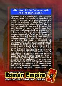 0005 - Roman Gladiators