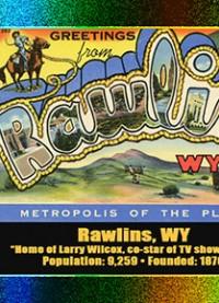 0007 - Rawlins, Wyoming