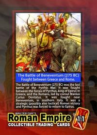 0011 - The Battle of Beneventum