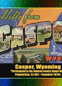 0013 - Casper, Wyoming