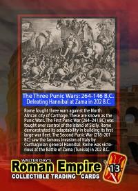 0013 - Defeating Hannibal at Zama