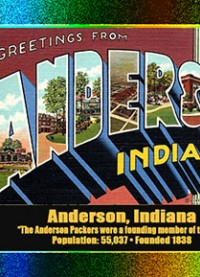 0017 - Anderson, Indiana