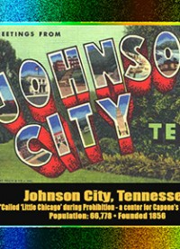 0018 - Johnson City, Tennessee
