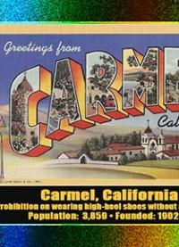 0021 - Carmel, California