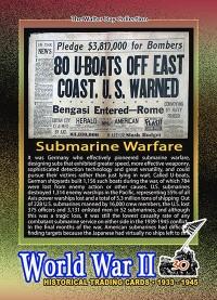0030 - Submarine Warfare