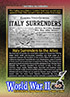 0040 - Italy Surrenders to the Allies