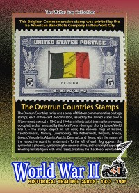 0041 - Overrun Countries Postage Stamps