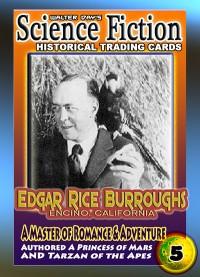 0005 Edgar Rice Burroughs