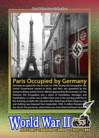 0053 - Paris Occupied by Germany