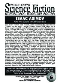 0006 Isaac Asimov