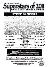 0088 Steve Sanders