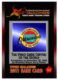 0092  Video Game Capital of the World