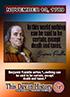 0012 - November 13, 1789 - Ben Franklin Warns of