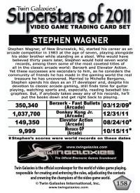 0158 Stephen Wagner