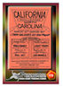 0173 North Carolina vs California