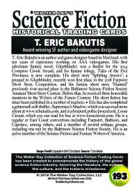 0193 T. Eric Bakutis