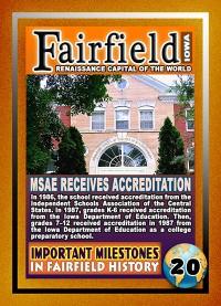 0020 MSAE Receives Accreditation
