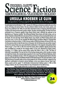 0024 Ursula K. Le Guin