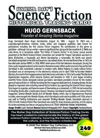 0249 - Hugo Gernsback