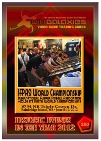 0250 IFPA9 World Championships