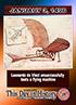 0028 - January 3, 1496 - Leonardo Da Vinci Unsuccessfully Tests Flying Machine