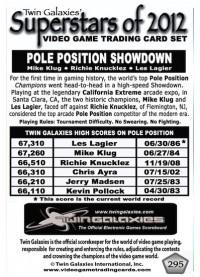 0295 Pole Position Showdown