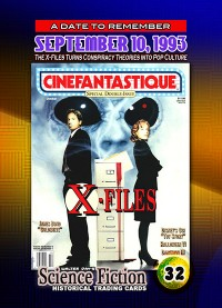 0032 X-Files - Cinefantastique Magazine