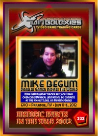 0332 Mike Begum