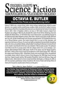 0037 Octavia E. Butler