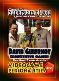 0372 David Gubernot Videogame Personalities