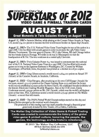 0400 Today In TG History August 11