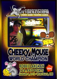 0504 Robbie Lakeman Cheeky Mouse