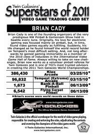 0052 - Brian Cady