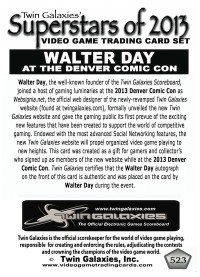 0523 Walter Day At Comic Con