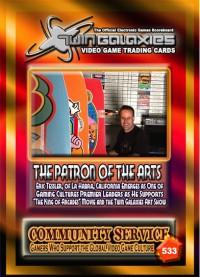 0533 Eric Tessler Community Service