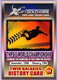 0572 THPS World Championship
