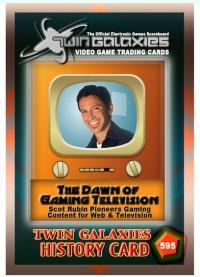 0595 Dawn Of Gaming Television