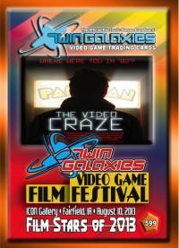 0599 The Video Craze Gold Film Festival