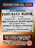 0079 - November 30, 1872 - History's first International Soccer match
