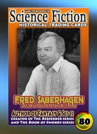 0080 Fred Saberhagen