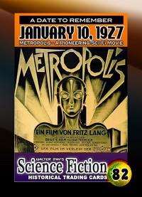 0082 Metropolis - 1927 Film