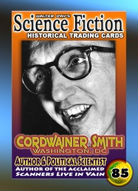 0085 Cordwainer Smith