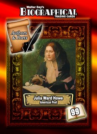 0099 Julia Ward Howe