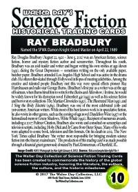 0010 - Ray Bradbury - SFWA Grand Master