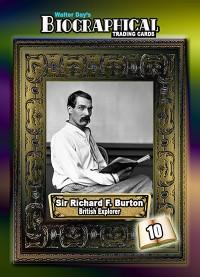 0010 Sir Richard Francis Burton